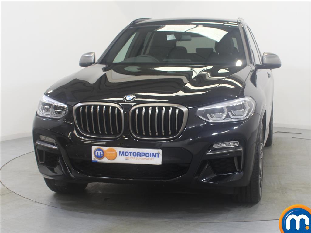 BMW X3 M40i - Stock Number (1036302) - Passenger side front corner