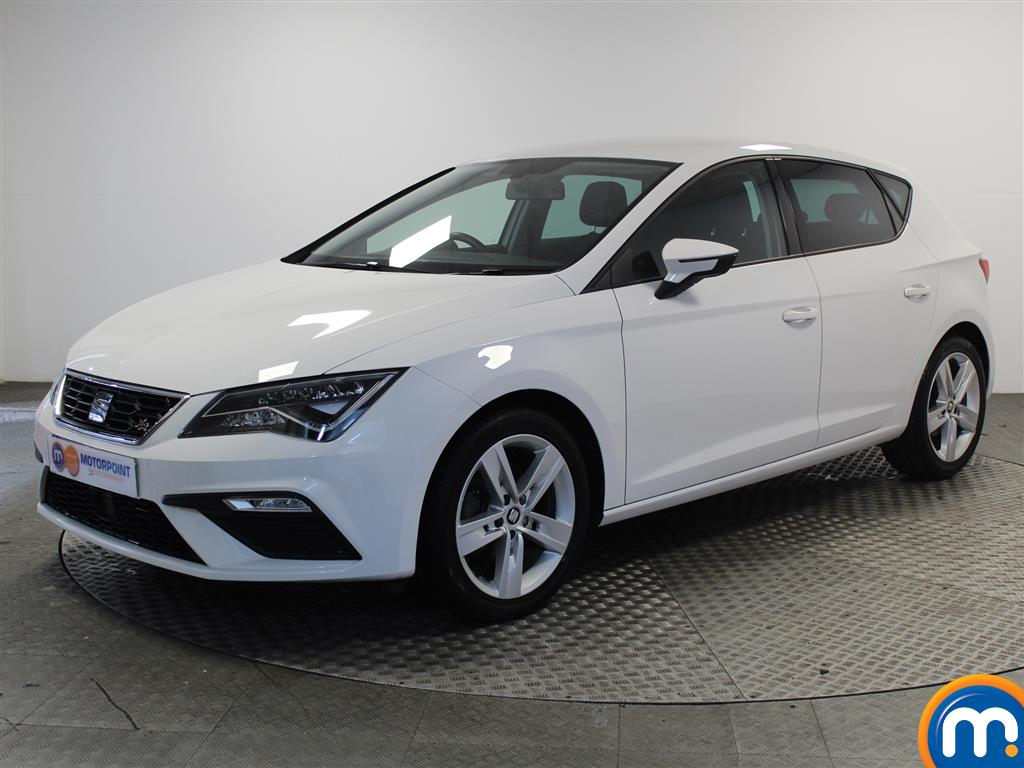Seat Leon FR Technology - Stock Number (1038458) - Passenger side front corner