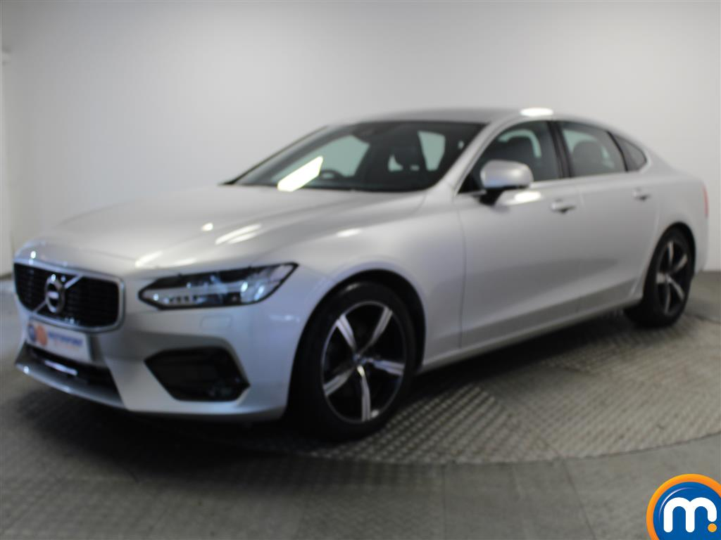Volvo S90 R DESIGN - Stock Number (1038398) - Passenger side front corner