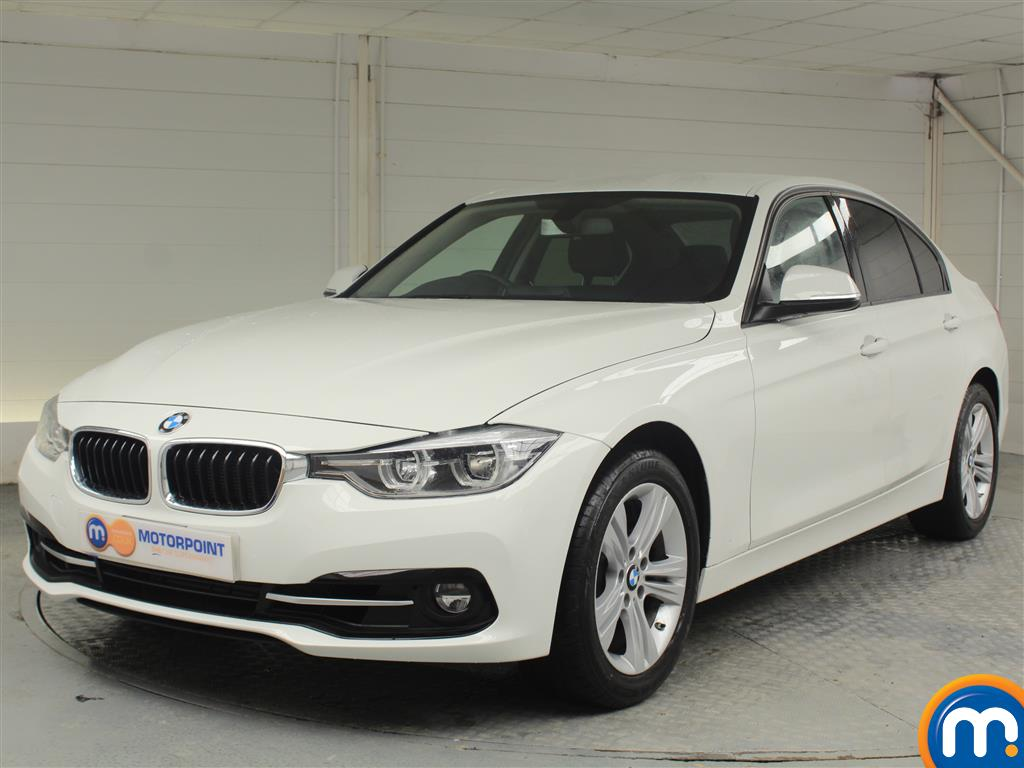 BMW 3 Series Sport - Stock Number (1035055) - Passenger side front corner
