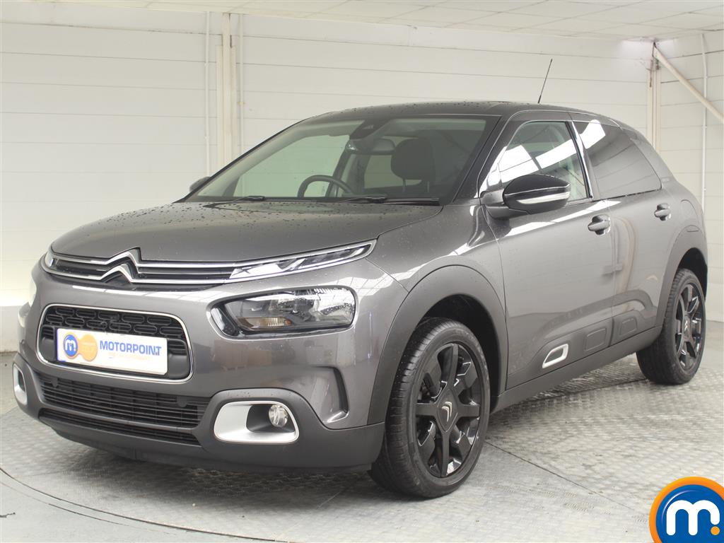 Citroen C4 Cactus Flair - Stock Number (1036819) - Passenger side front corner