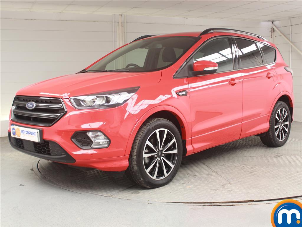 Ford Kuga ST-Line - Stock Number 1035398 Passenger side front corner