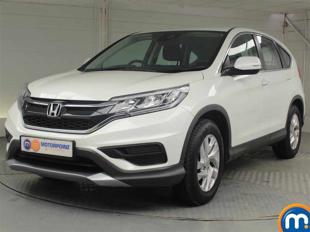 Honda Cr-V S - Stock Number (1038111) - Passenger side front corner