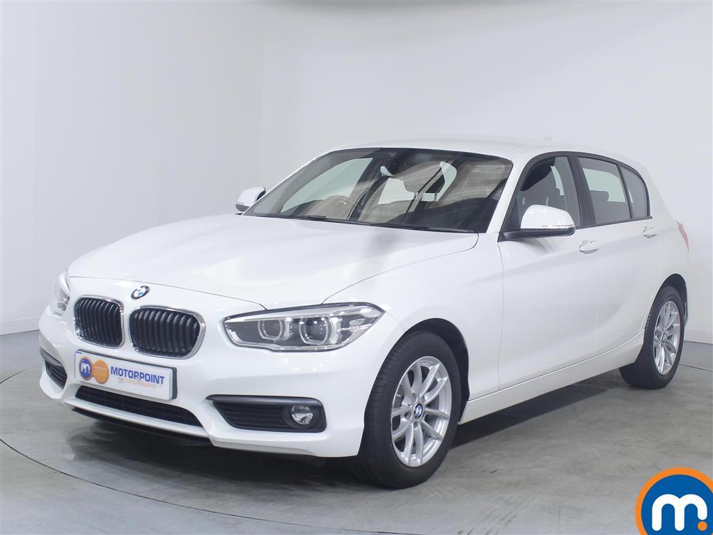 BMW 1 Series SE Business - Stock Number (1035453) - Passenger side front corner