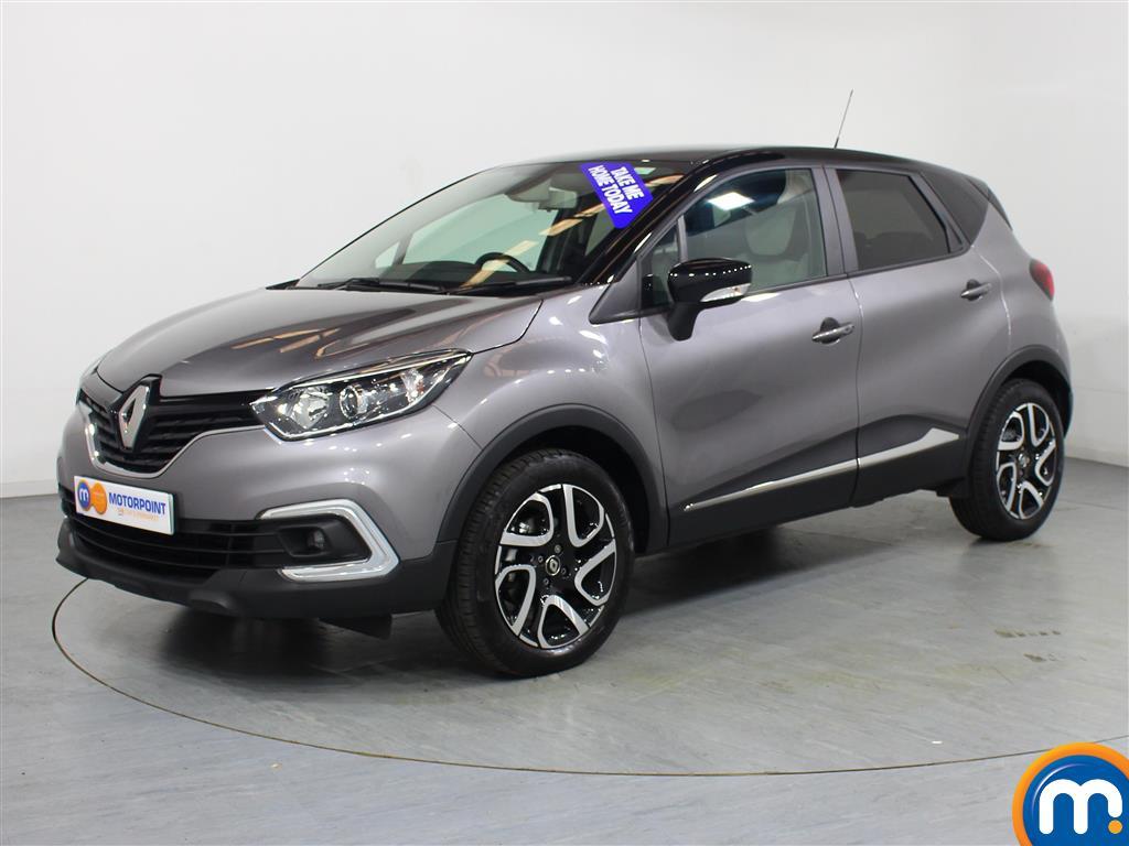 Renault Captur Iconic - Stock Number 1038537 Passenger side front corner