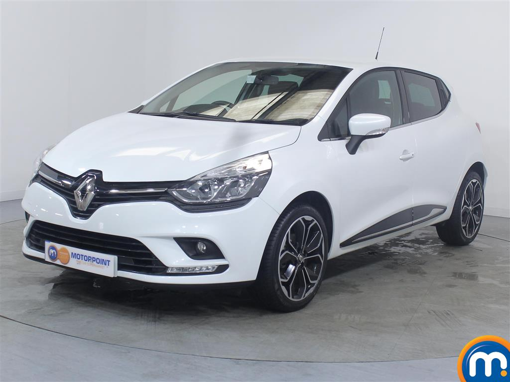 Renault Clio Iconic - Stock Number (1038543) - Passenger side front corner