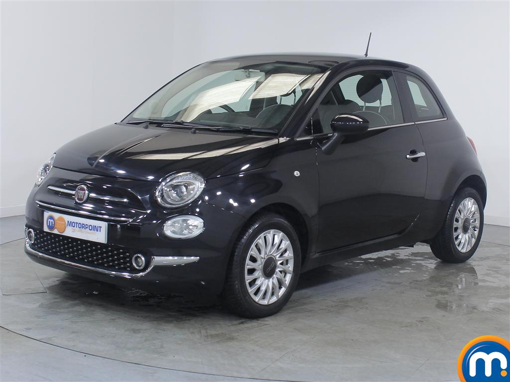 Fiat 500 Lounge - Stock Number 1036678 Passenger side front corner