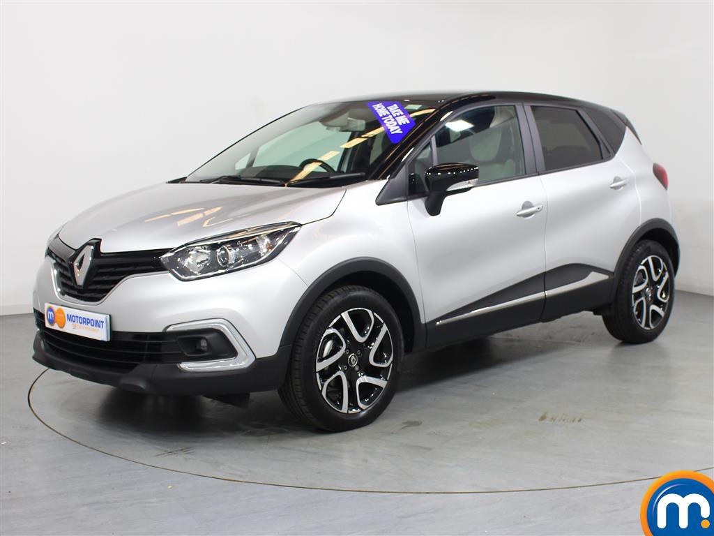 Renault Captur Iconic - Stock Number (1038511) - Passenger side front corner