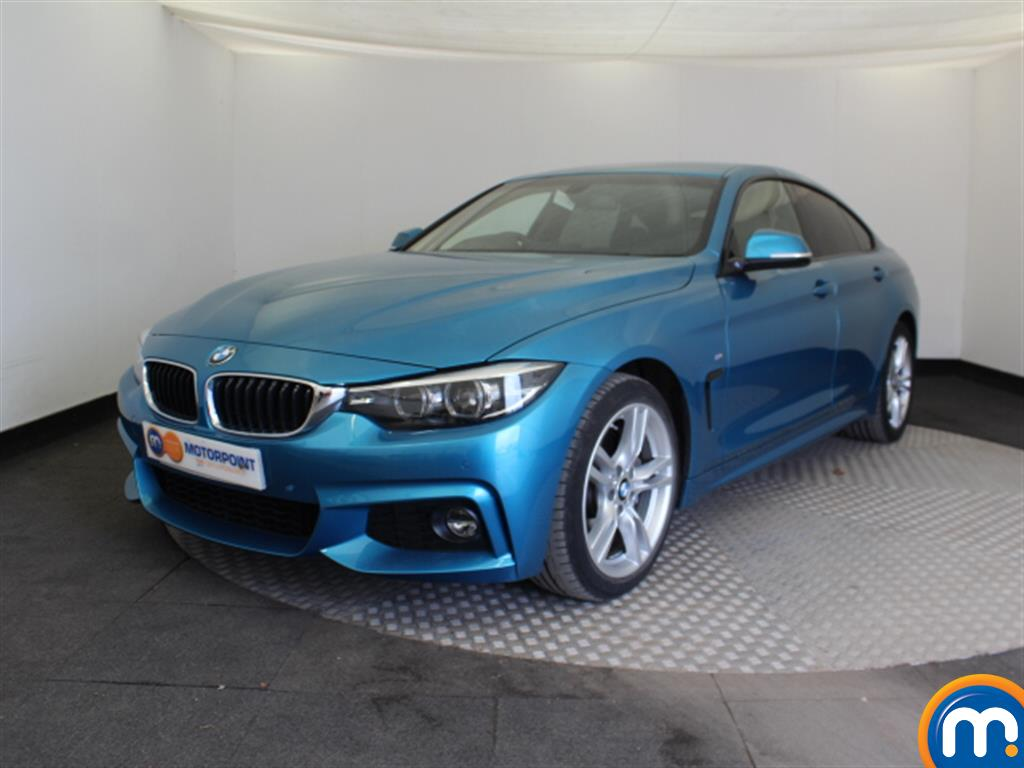 BMW 4 Series M Sport - Stock Number (1037725) - Passenger side front corner