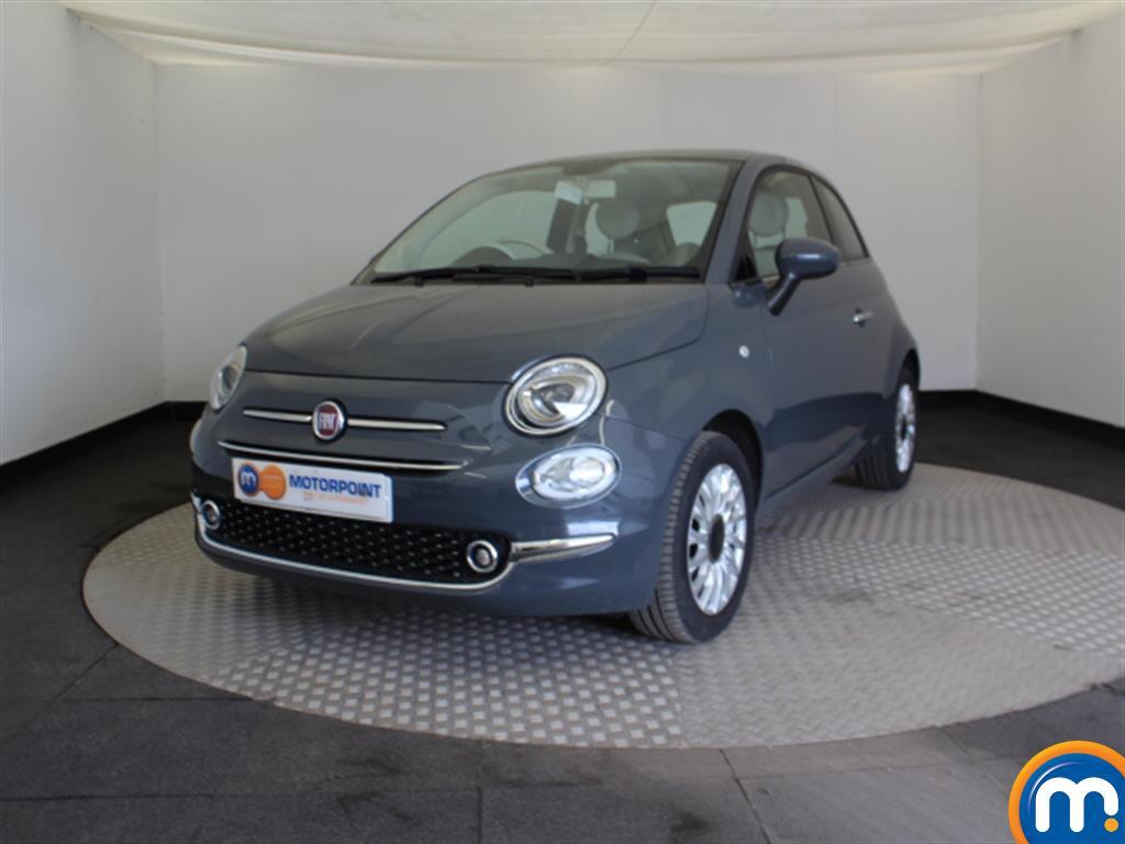 Fiat 500 Lounge - Stock Number (1036553) - Passenger side front corner
