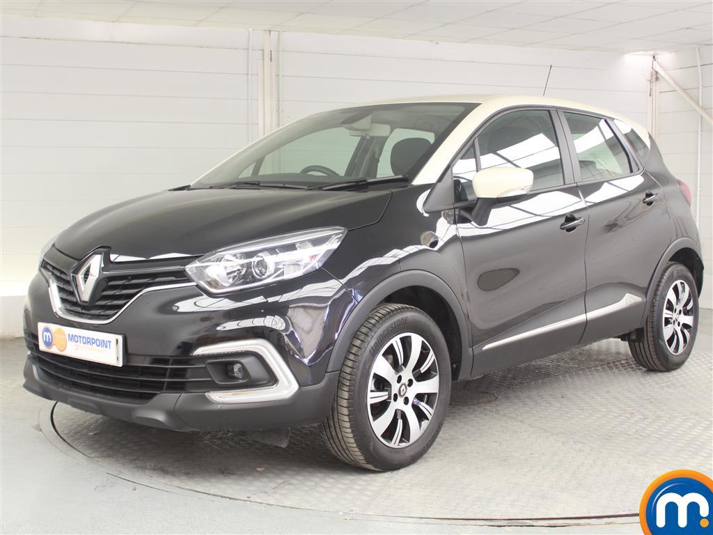 Renault Captur Play - Stock Number 1033465 Passenger side front corner