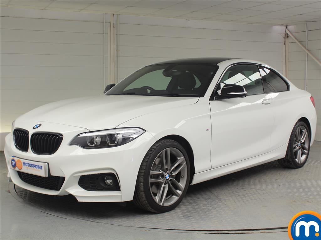 BMW 2 Series M Sport - Stock Number (1039872) - Passenger side front corner
