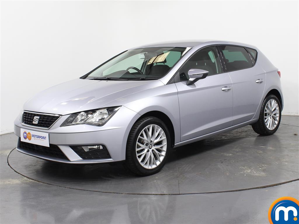 Seat Leon SE Dynamic Technology - Stock Number 1039659 Passenger side front corner
