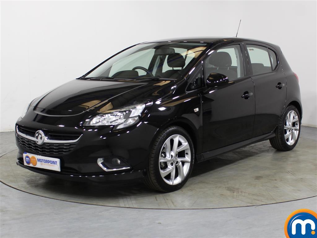 Vauxhall Corsa SRi Vx-line - Stock Number 1038265 Passenger side front corner
