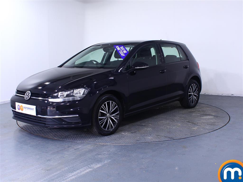 Volkswagen Golf SE - Stock Number (1037146) - Passenger side front corner