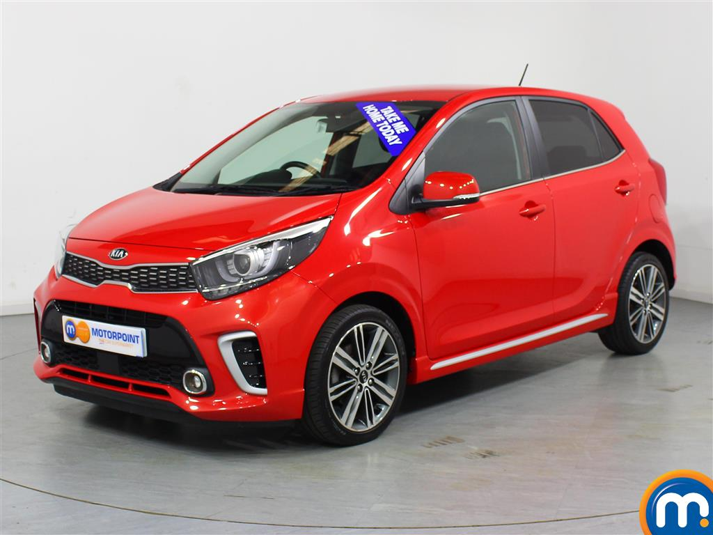 KIA Picanto GT-line - Stock Number (1034082) - Passenger side front corner