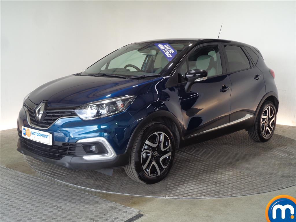 Renault Captur Iconic - Stock Number (1038517) - Passenger side front corner
