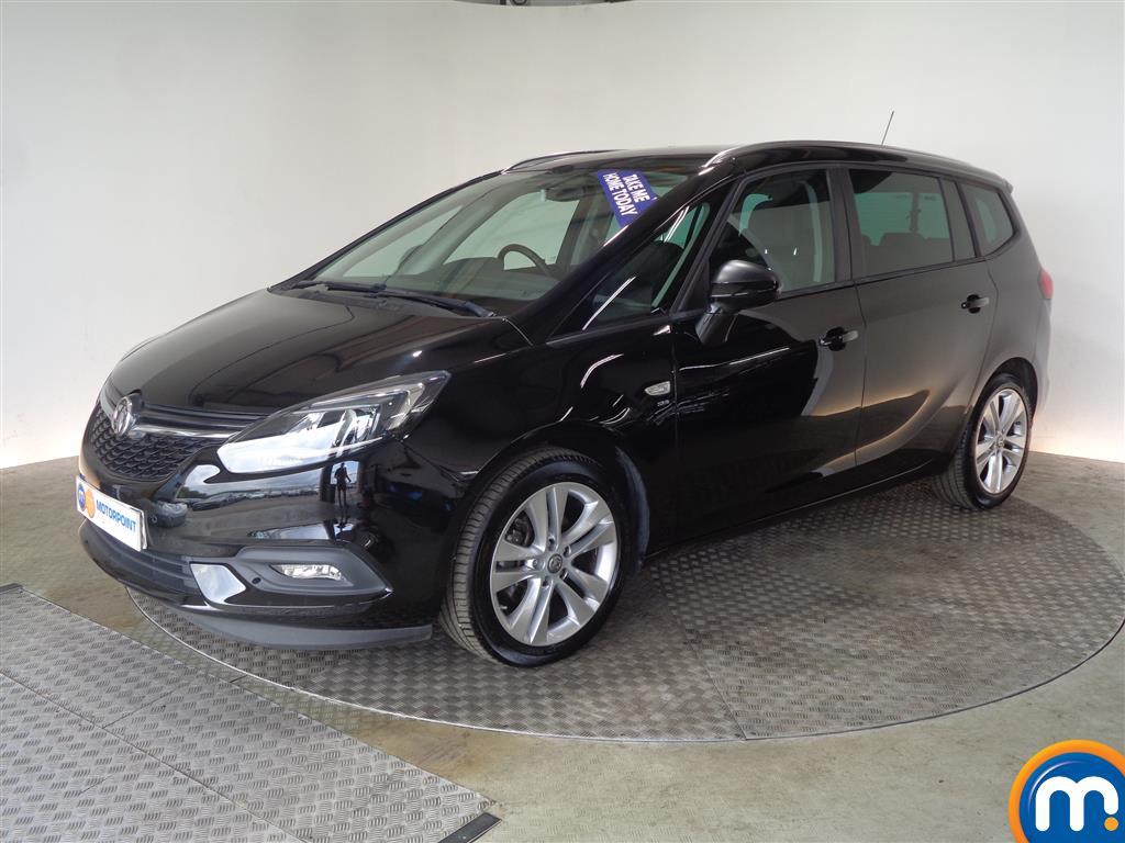 Vauxhall Zafira SRi - Stock Number (1033060) - Passenger side front corner