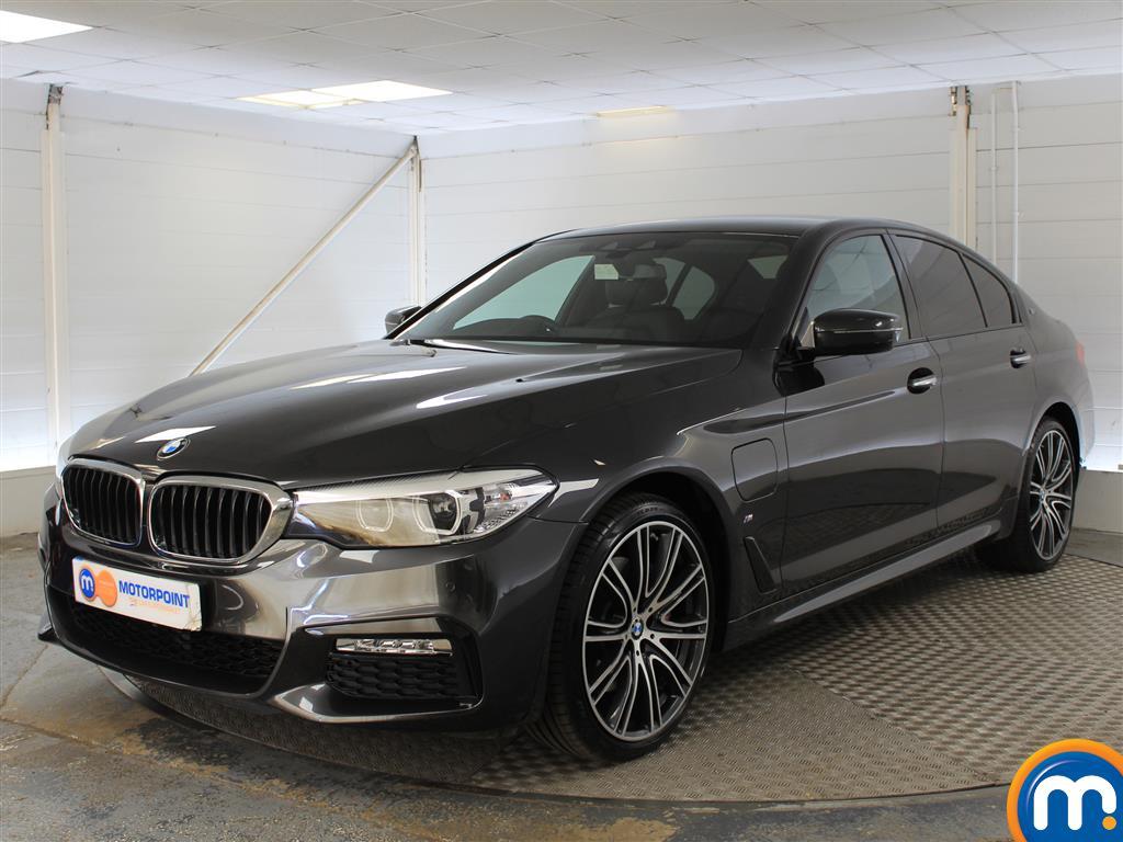 BMW 5 Series M Sport - Stock Number 1038843 Passenger side front corner