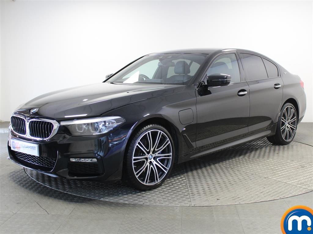 BMW 5 Series M Sport - Stock Number (1037171) - Passenger side front corner