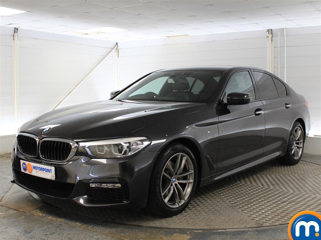BMW 5 Series M Sport - Stock Number (1040113) - Passenger side front corner
