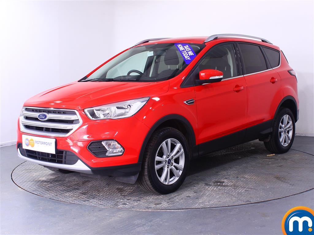Ford Kuga Zetec - Stock Number (1037970) - Passenger side front corner