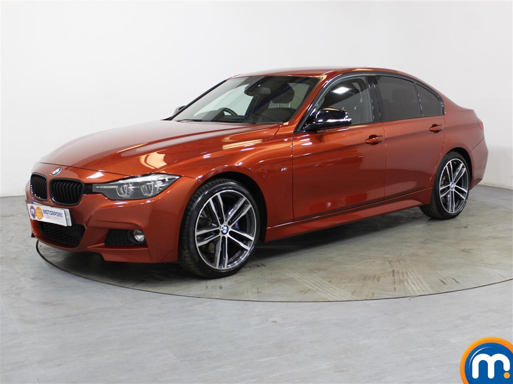 BMW 3 Series M Sport Shadow Edition - Stock Number (1040198) - Passenger side front corner