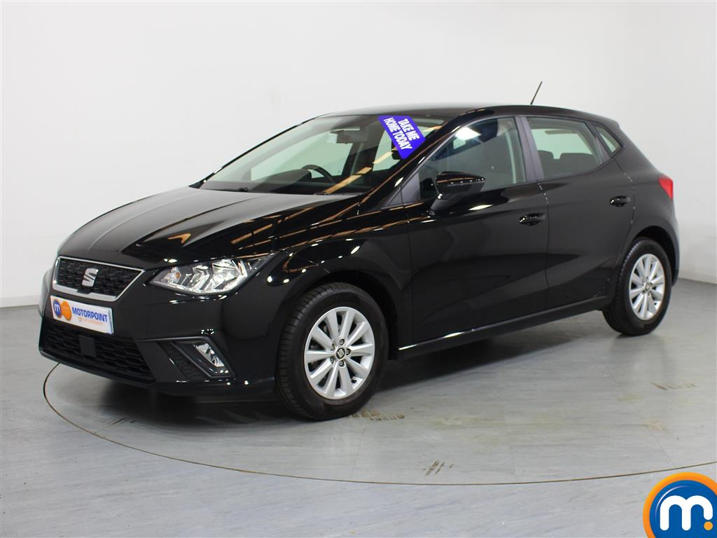 Seat Ibiza SE Technology - Stock Number 1036490 Passenger side front corner