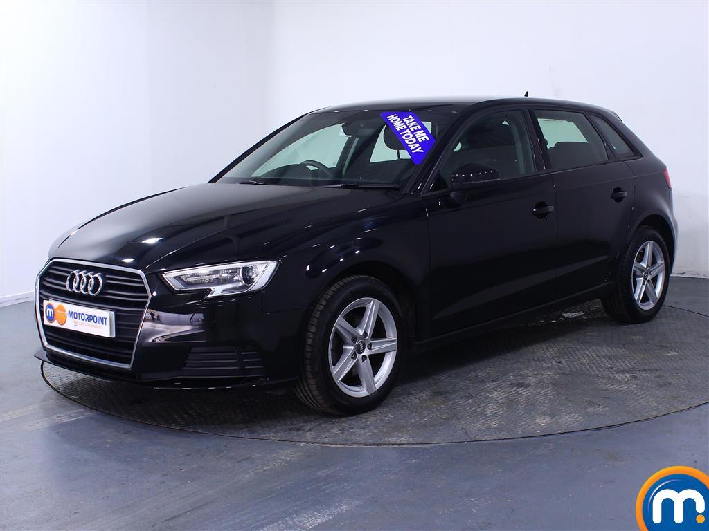 Audi A3 SE - Stock Number 1039555 Passenger side front corner