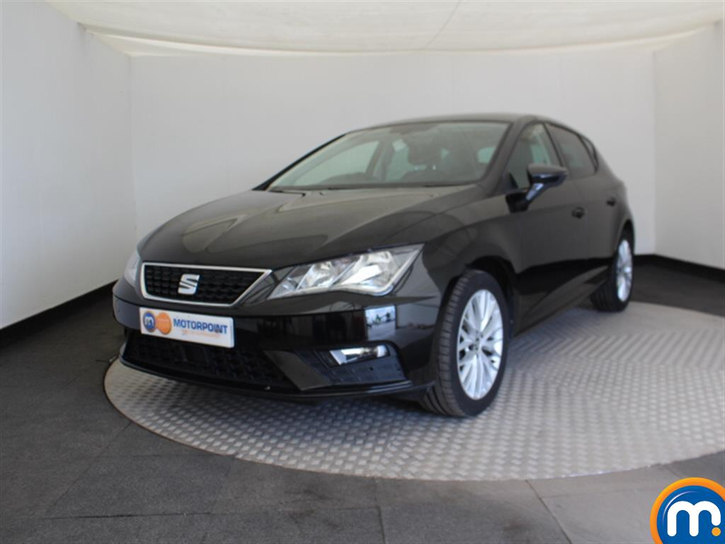 Seat Leon SE Dynamic Technology - Stock Number (1041512) - Passenger side front corner