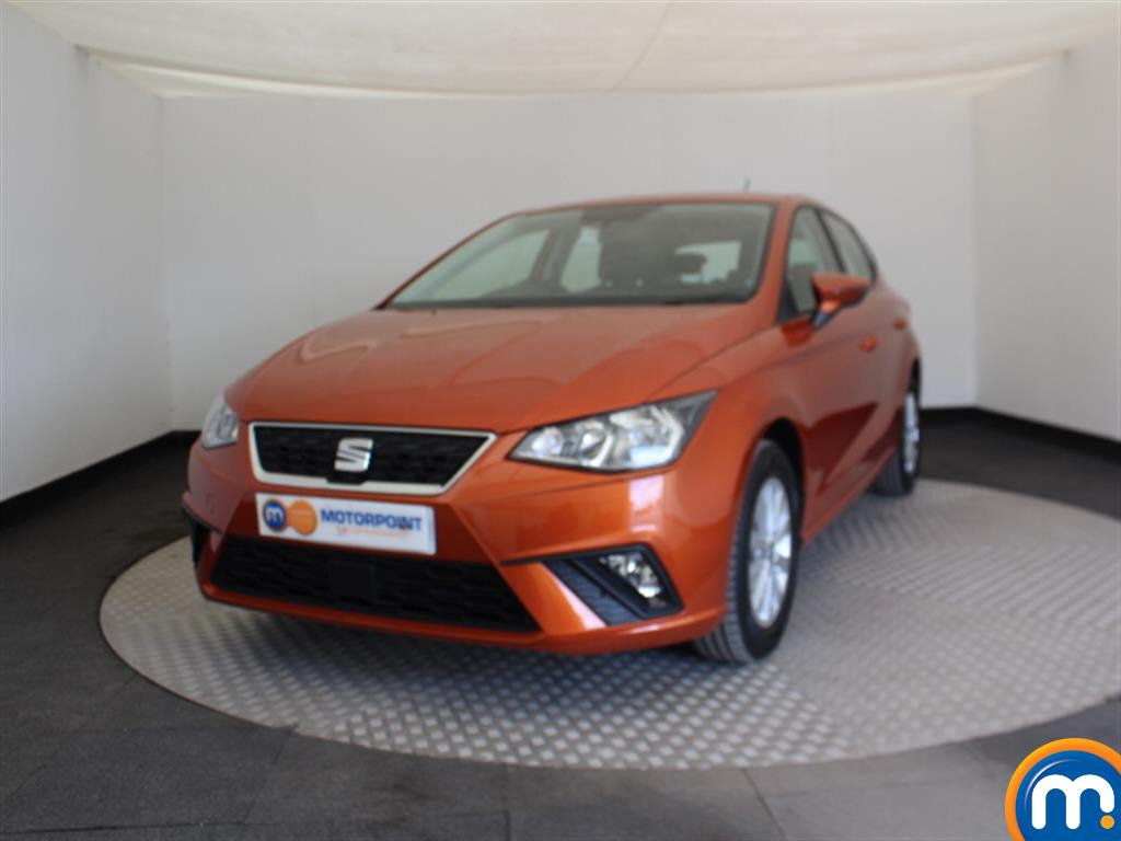 Seat Ibiza SE Technology - Stock Number 1041199 Passenger side front corner