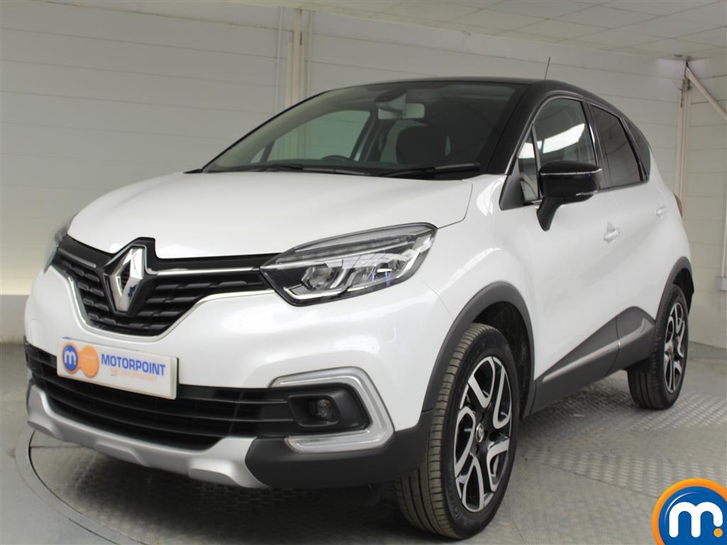 Renault Captur Dynamique S Nav - Stock Number 1038578 Passenger side front corner