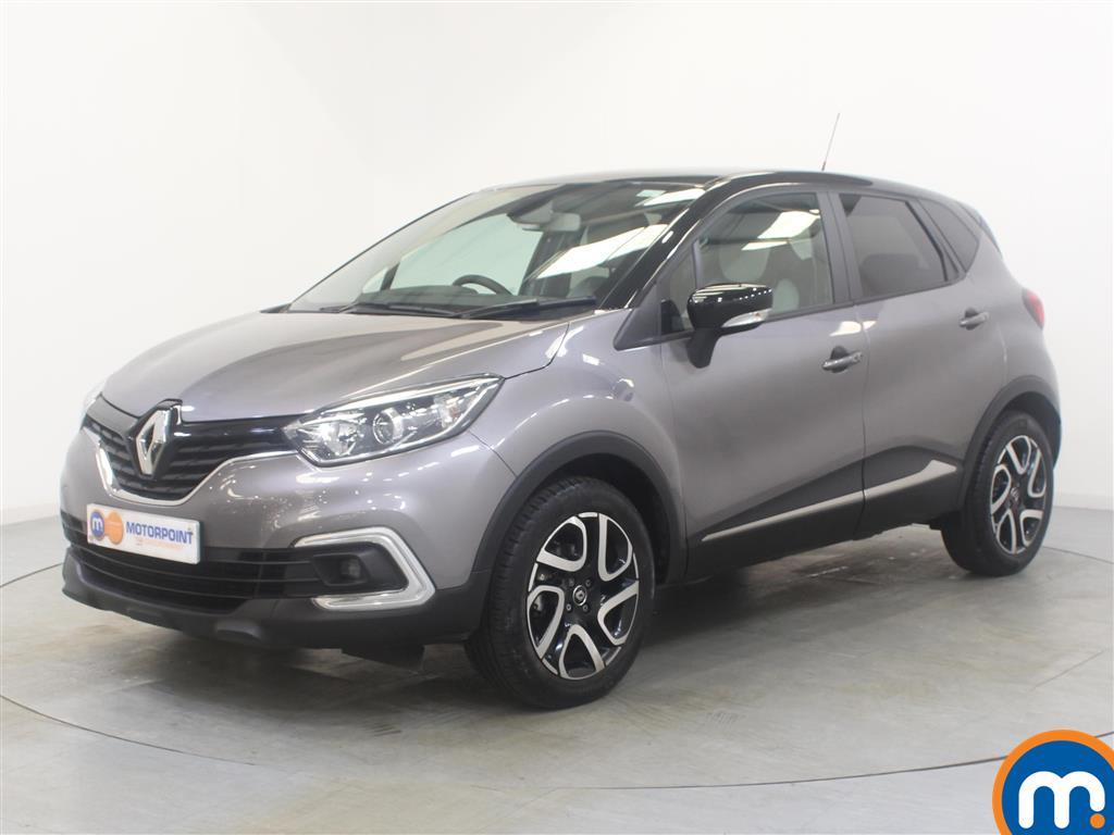 Renault Captur Iconic - Stock Number (1038525) - Passenger side front corner