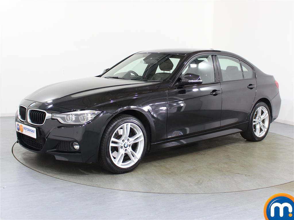 BMW 3 Series M Sport - Stock Number (1037951) - Passenger side front corner