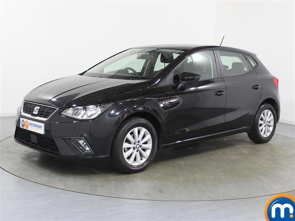 Seat Ibiza SE Technology - Stock Number (1035744) - Passenger side front corner