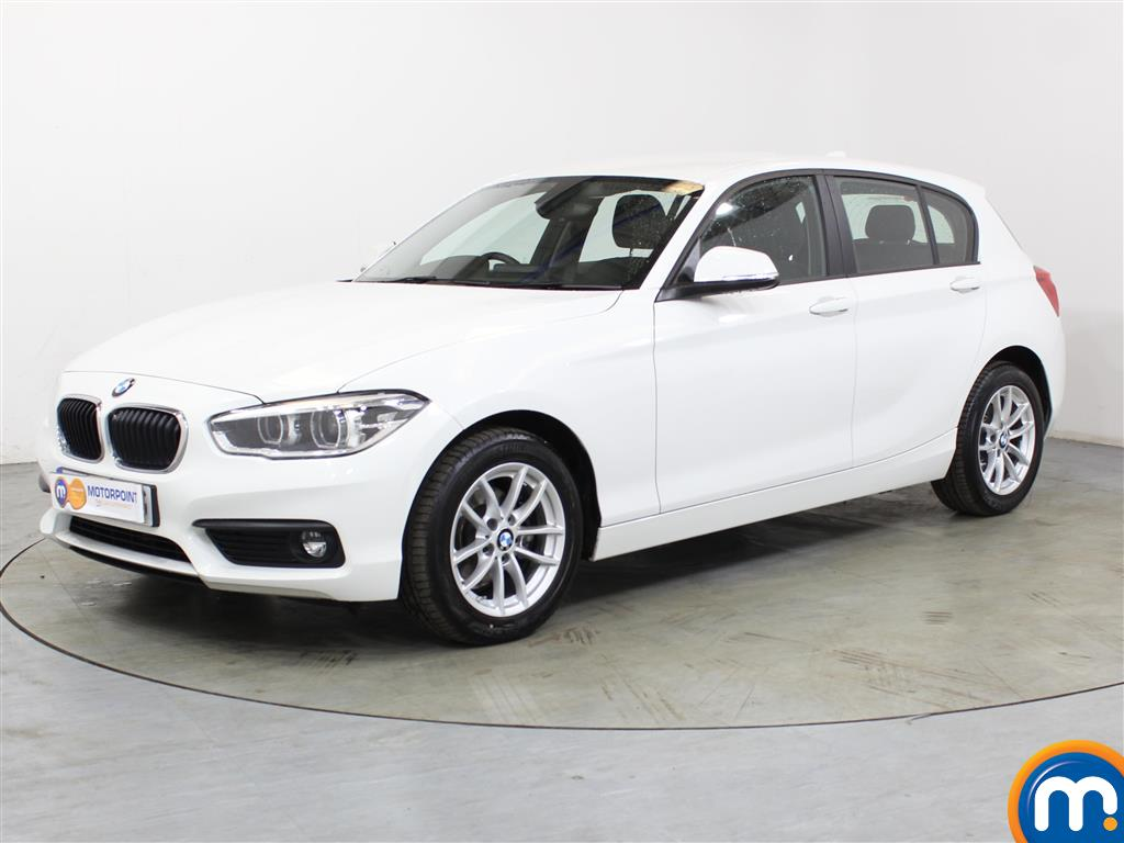 BMW 1 Series SE Business - Stock Number (1036453) - Passenger side front corner