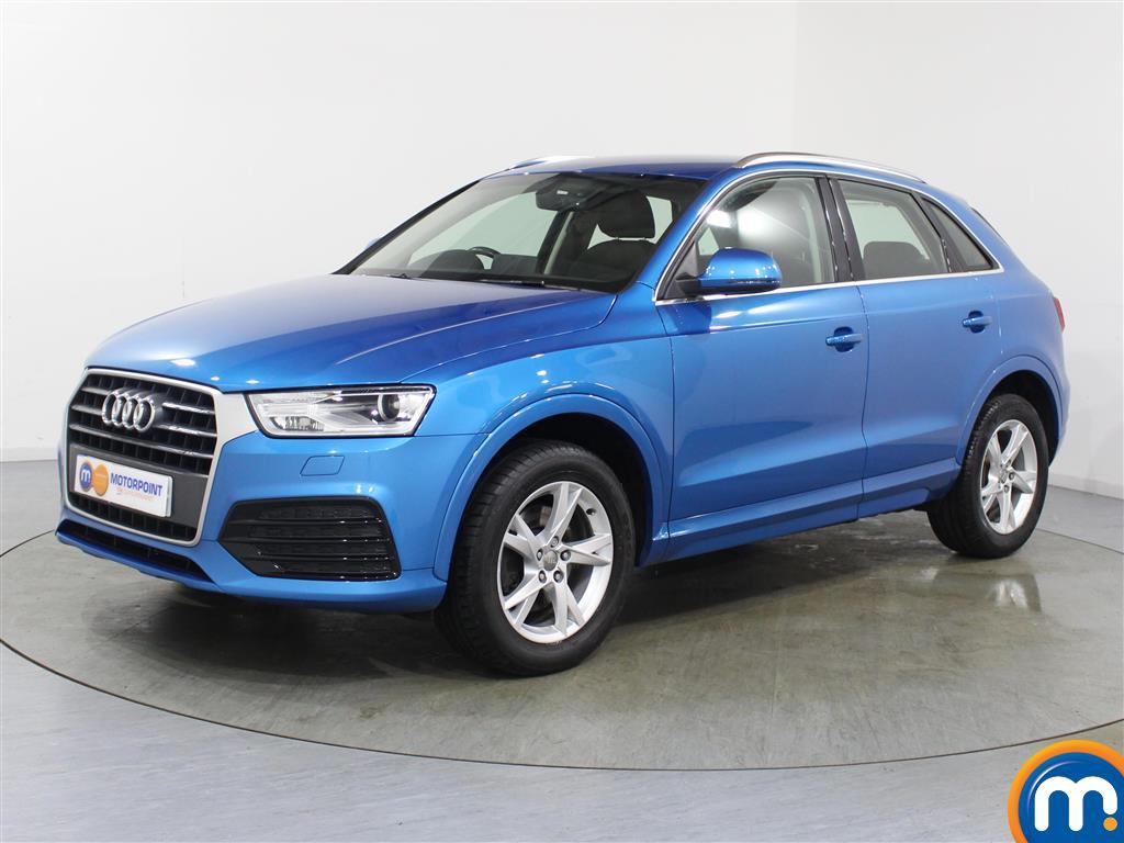 Audi Q3 Sport - Stock Number (1034265) - Passenger side front corner