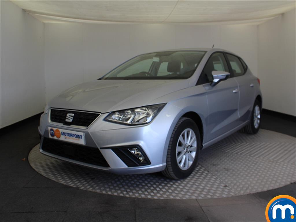 Seat Ibiza SE Technology - Stock Number 1041076 Passenger side front corner