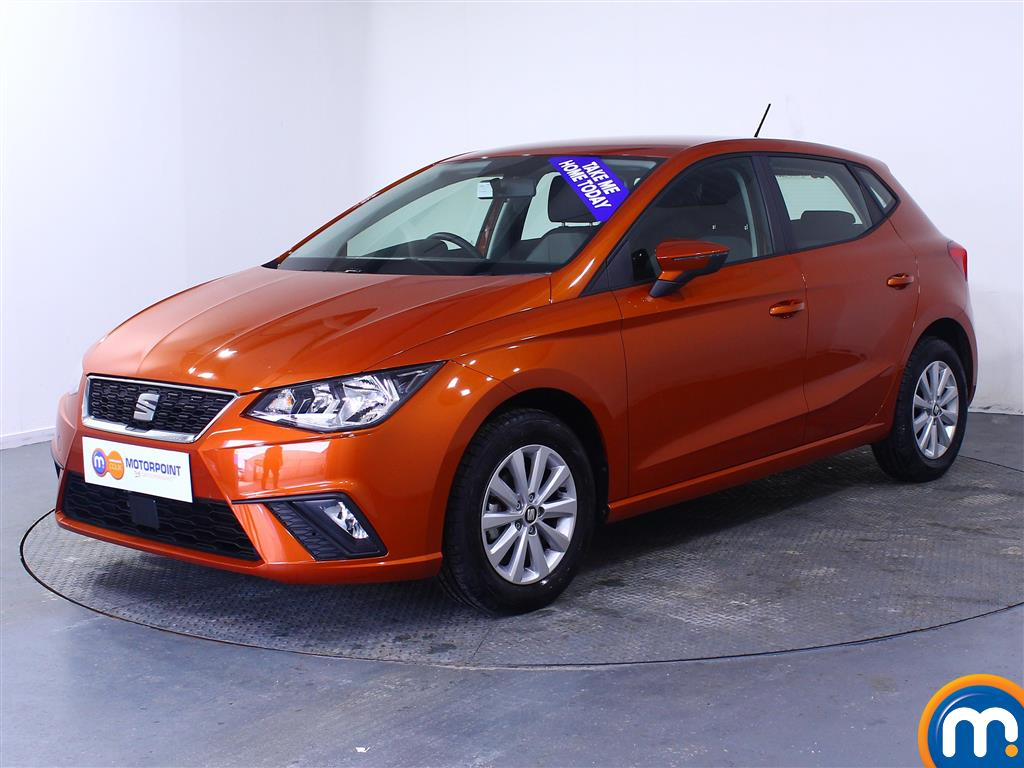 Seat Ibiza SE Technology - Stock Number (1041873) - Passenger side front corner