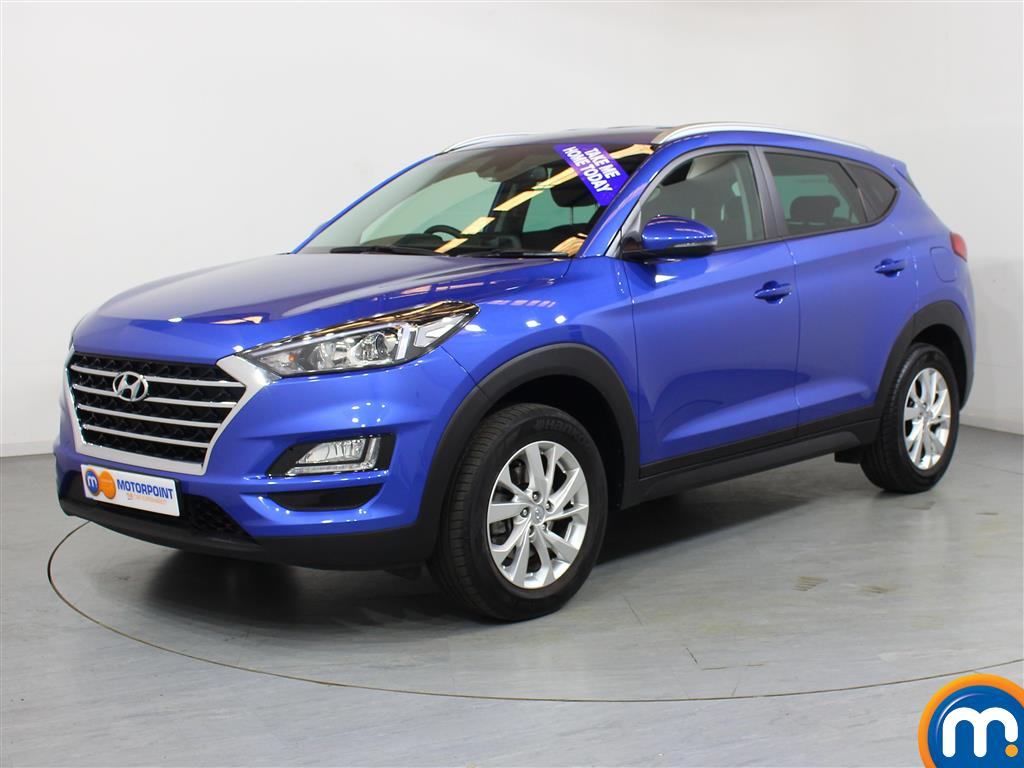 Hyundai Tucson SE Nav - Stock Number (1036585) - Passenger side front corner