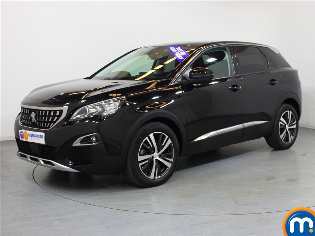 Peugeot 3008 Allure - Stock Number (1037994) - Passenger side front corner