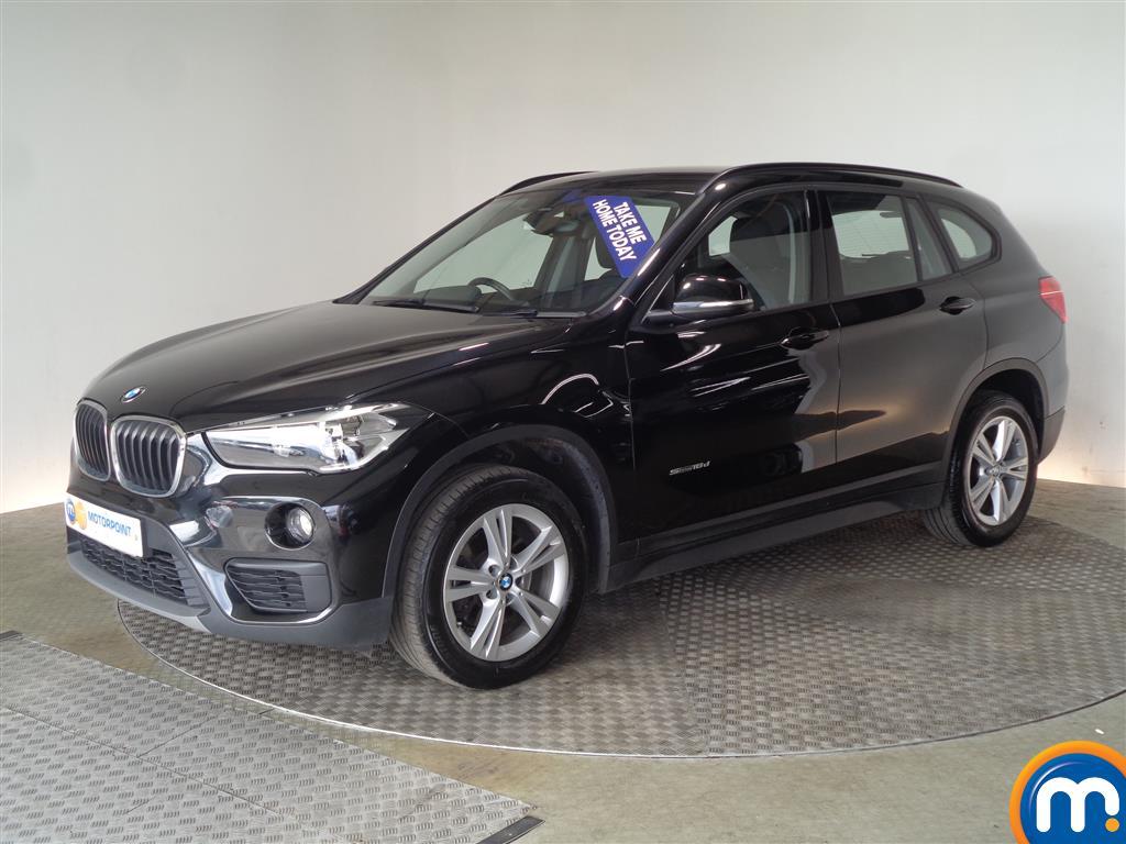 BMW X1 SE - Stock Number (1041148) - Passenger side front corner