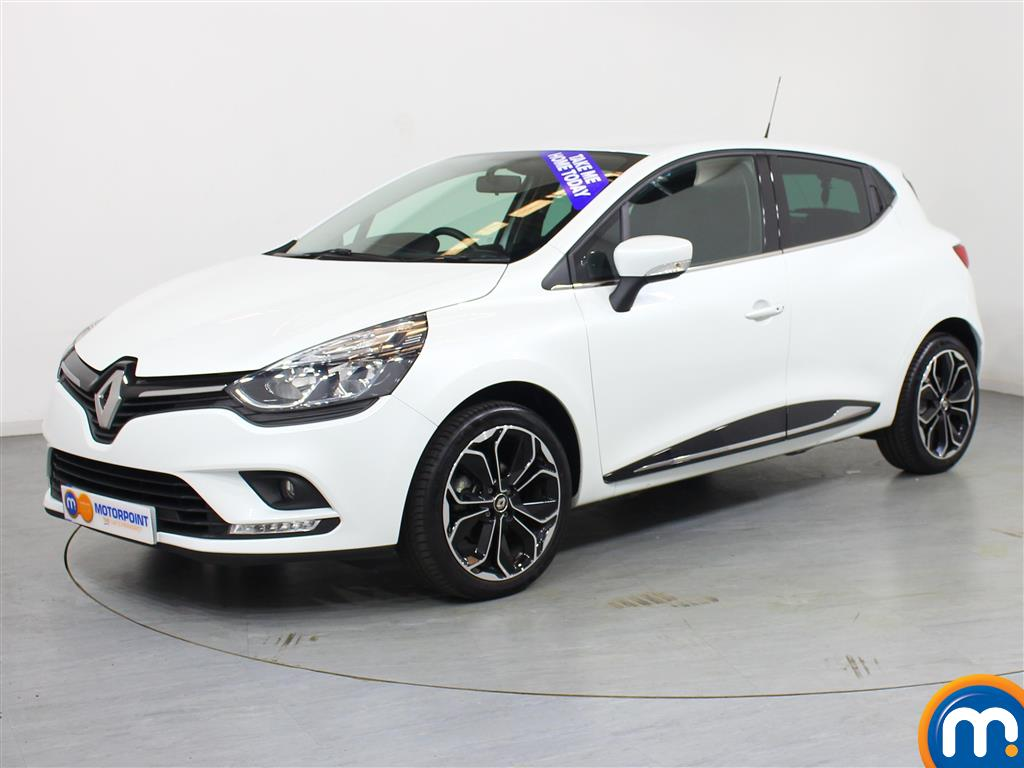 Renault Clio Iconic - Stock Number 1038562 Passenger side front corner