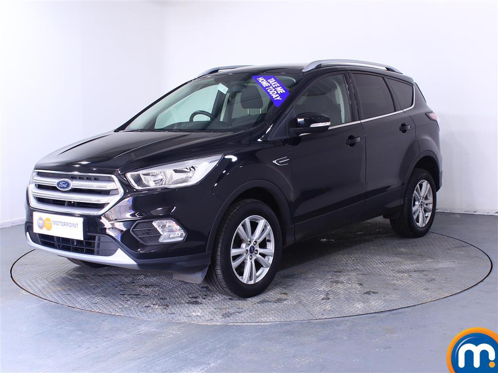 Ford Kuga Zetec - Stock Number (1029625) - Passenger side front corner