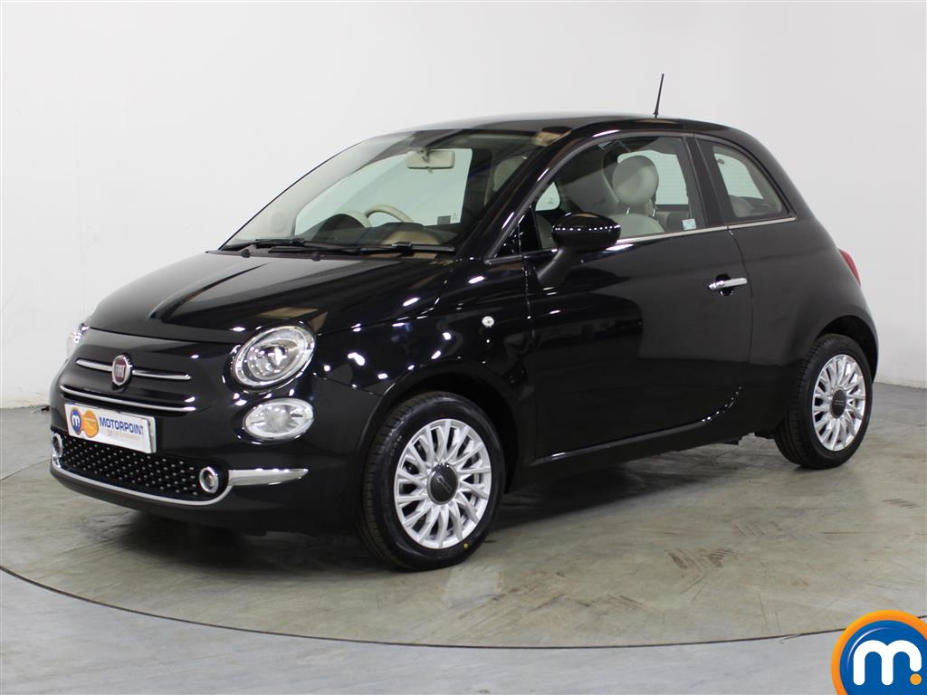 Fiat 500 Lounge - Stock Number 1039715 Passenger side front corner
