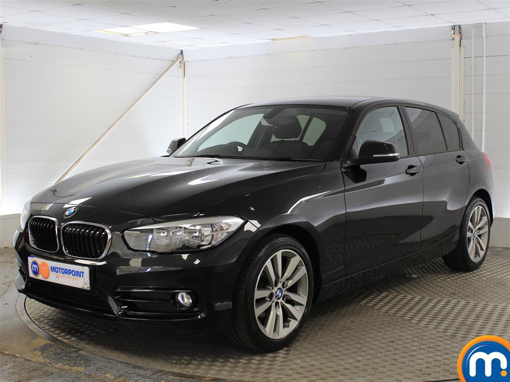 BMW 1 Series Sport - Stock Number (1034783) - Passenger side front corner
