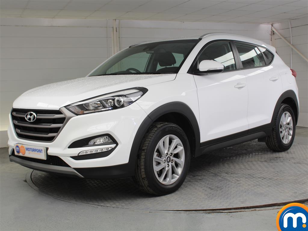 Hyundai Tucson SE Nav - Stock Number (1038844) - Passenger side front corner