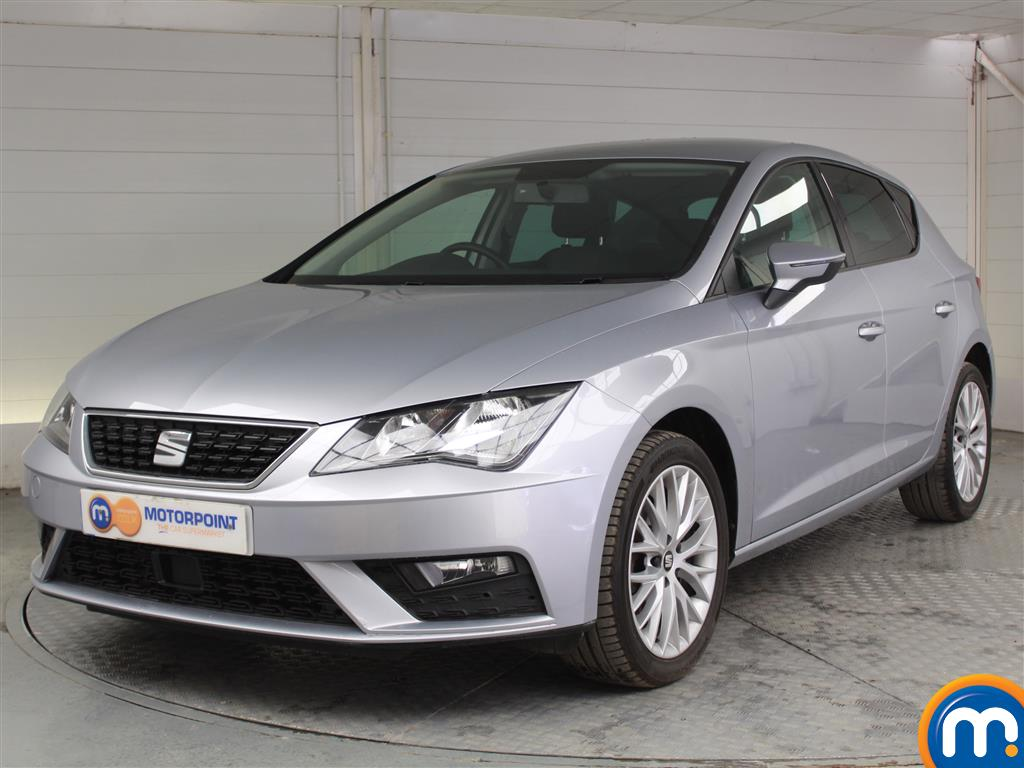 Seat Leon SE Dynamic Technology - Stock Number (1019287) - Passenger side front corner
