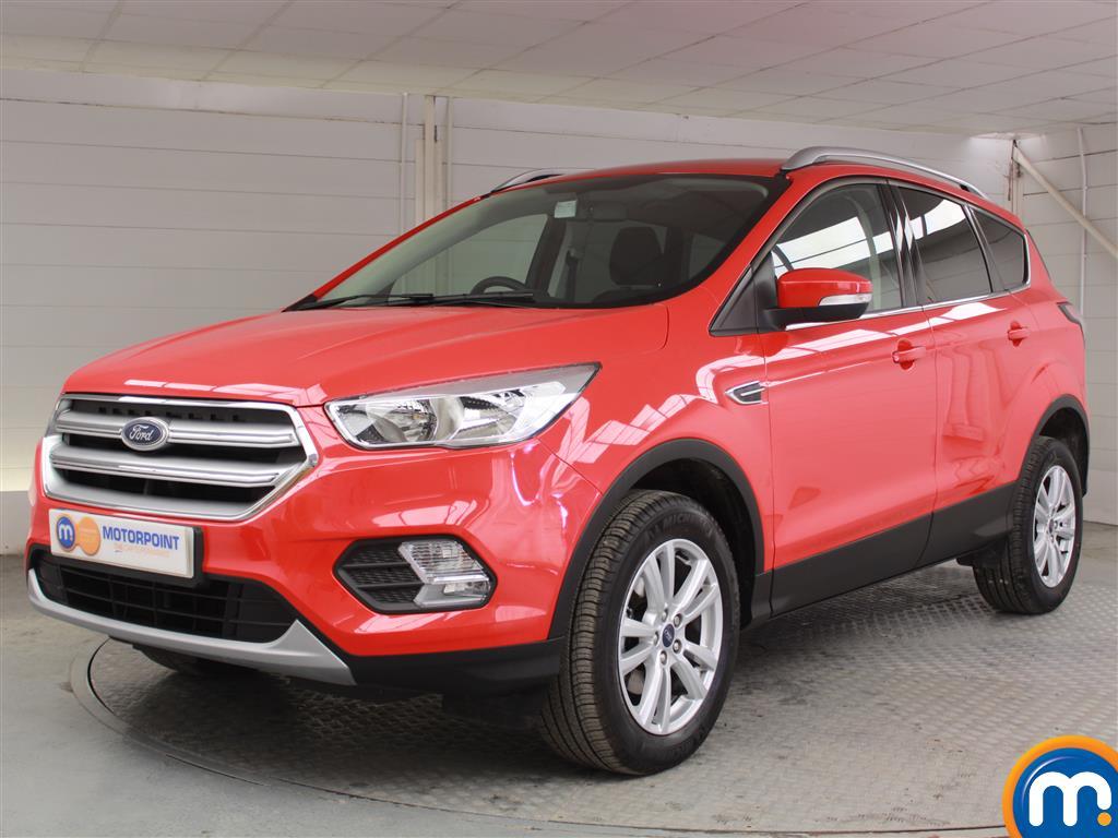 Ford Kuga Zetec - Stock Number (1035820) - Passenger side front corner