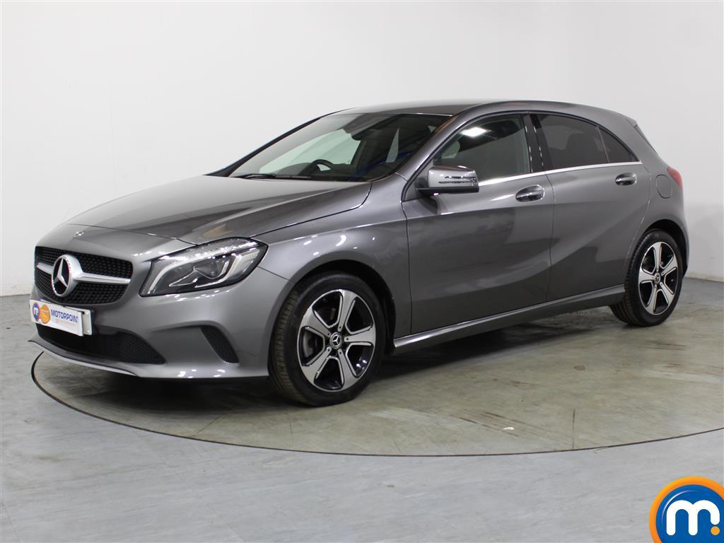 Mercedes-Benz A Class Sport Edition - Stock Number (1035422) - Passenger side front corner